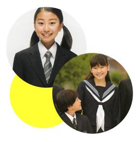 学生服(ブレザー・詰襟・セーラー服)